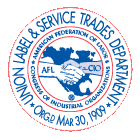 Union Label and Service Trades Dept